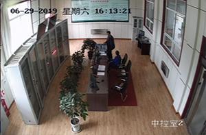 临潭县鹿儿台水电站视频监控项目