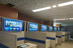 甘肃省高新人力市场智慧化人才市场建设项目