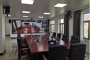 中国人民解放军某部数据机房与会商系统建设项目
