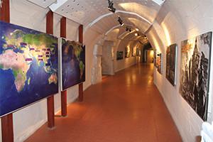 兰州市地震博物馆高清视频监控系统项目